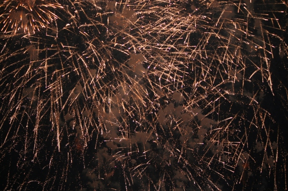 """Sydney fireworks"" by Vijay Chennupati"